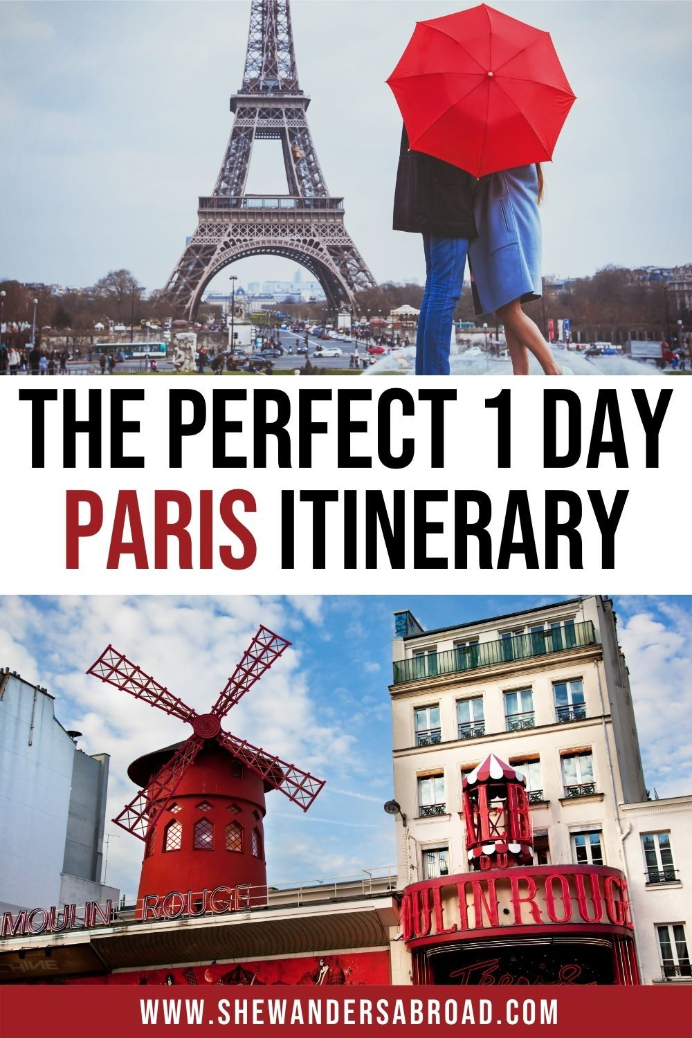 One Day in Paris Itinerary: How to See the Best of