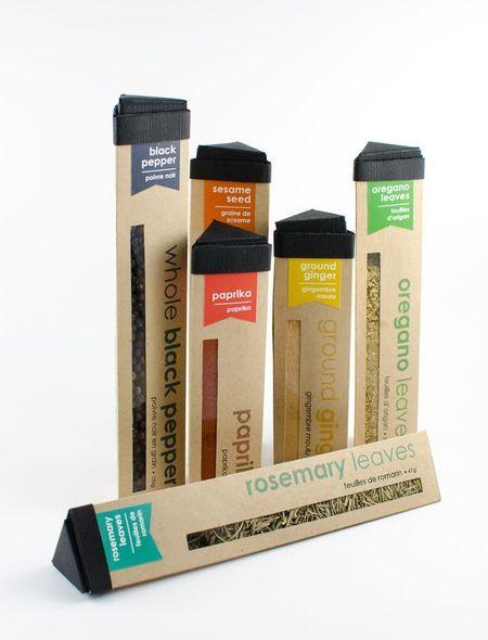 McCormick Spice Packaging — Bunderfost Creative                                                                                                                                                                                 More #teapackaging