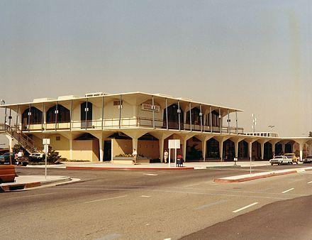 Sna Santa Ana Orange County John Wayne Airport 1970 S