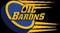 Fort McMurray Oil Barons (Fort McMurray,Alberta, Canada) Casman Centre #FortMcMurrayOilBarons #FortMcMurrayAlberta #AJHL #Canada (L7815)