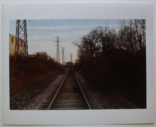 $29.99  Signed Photograph Tracks TO Where BY Eduard Urwalek | eBay #photography #railroad #train #tracks