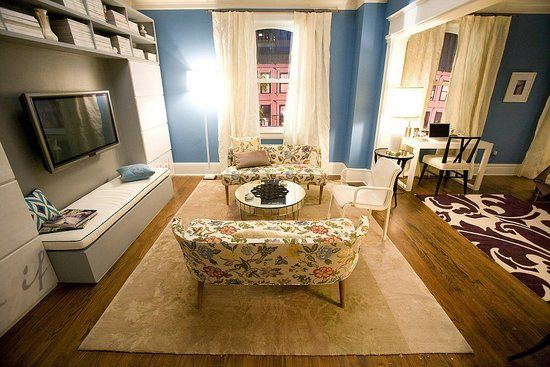 Interior Design Carrie Bradshaw S Apartment Pre And Post
