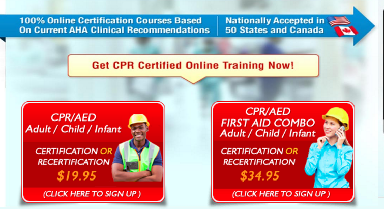Online Cpr Certification Missouri First Aid Cpr Aed Training In