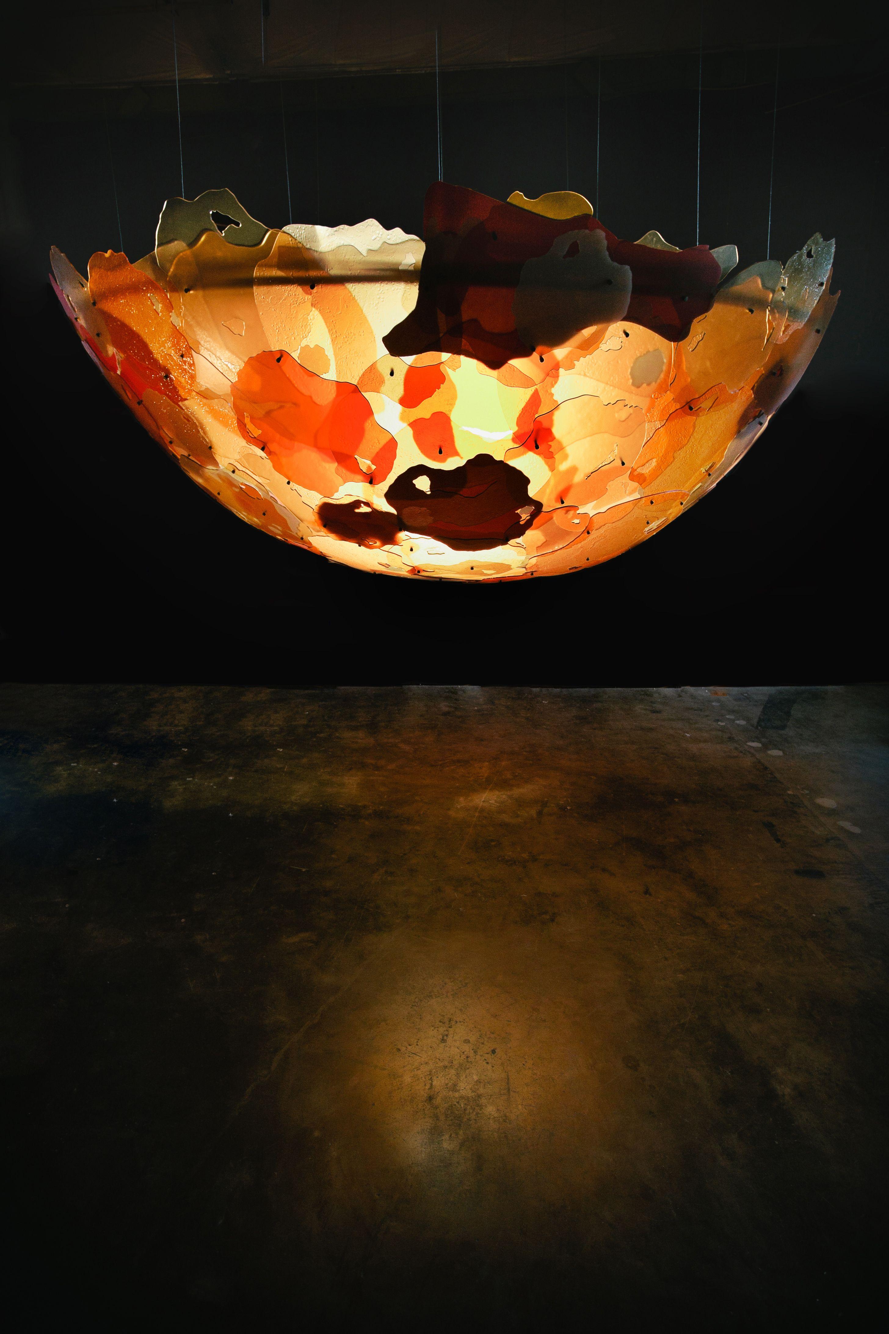 the Mars Project 3form Light Art in 2019 Light art