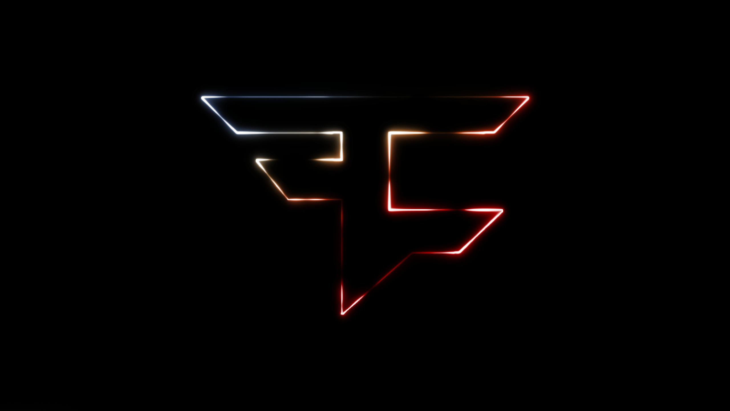 Neon Glowing Faze Clan Logo Made By Me Faze Clan Logo Faze Logo Logos