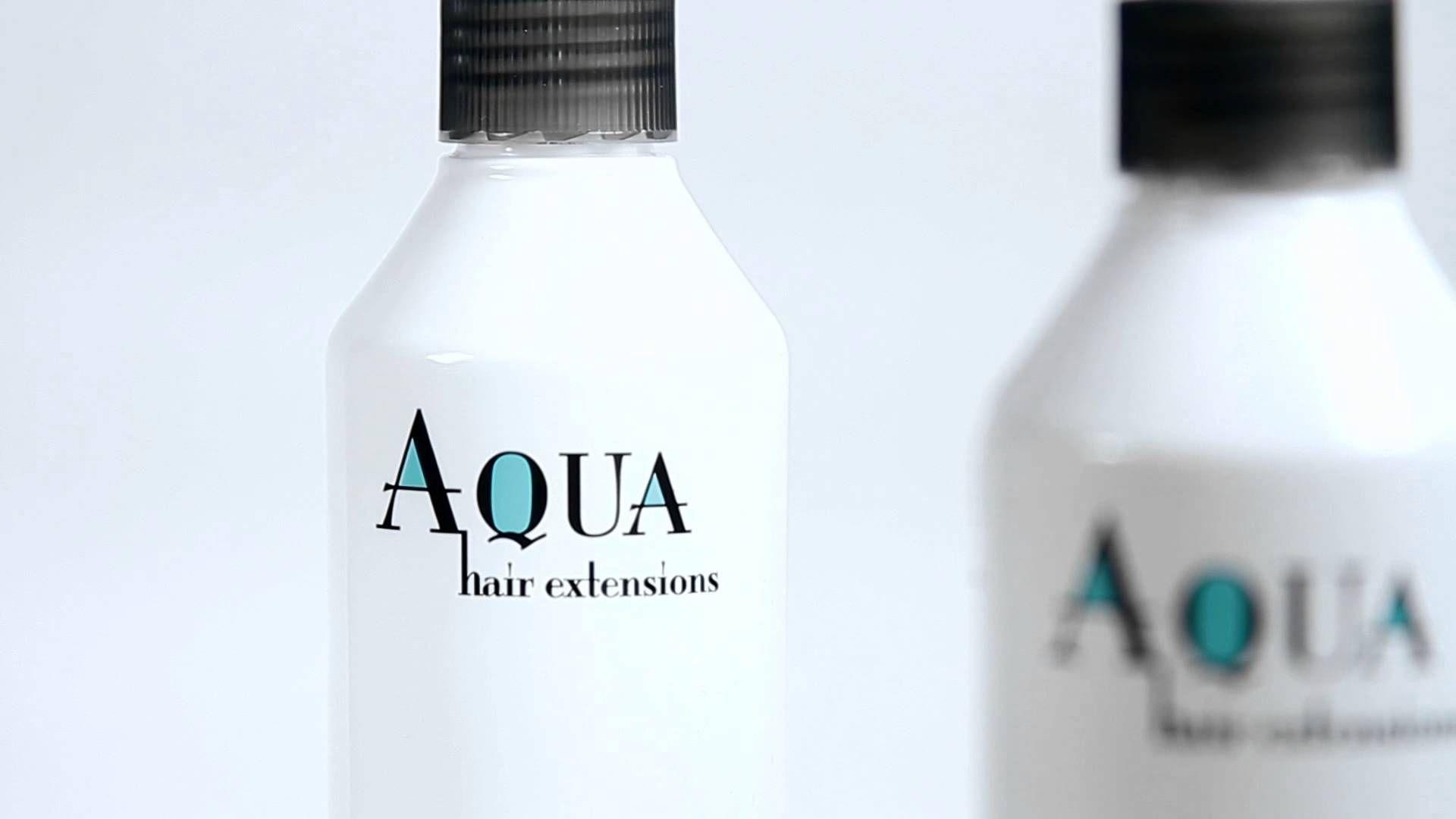 Aqua Hair Extensions Shampoo And Condtioner Aqua Hair Extensions