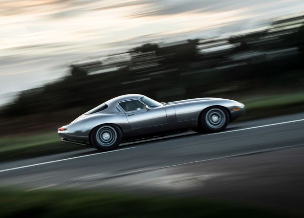 This Restored Jaguar E-Type is Pretty Much The Coolest Car on the Planet - Airows