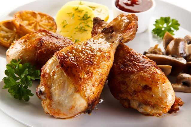 Photo of Baked chicken legs: the recipe of the second main course …