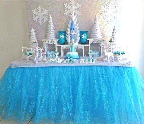 Frozen Party | Frozen party, Frozen party cake and Disney frozen party