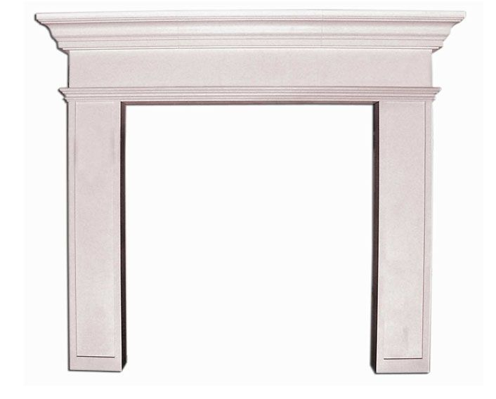 17 Best images about Fireplace mantels on Pinterest | Mantels, Columns and  Stone fireplaces - - Simple Fireplace Mantels IDI Design