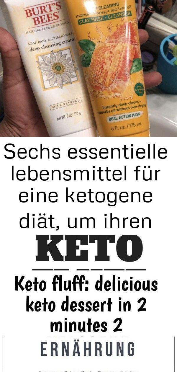Sechs essentielle lebensmittel für eine ketogene diät, um..