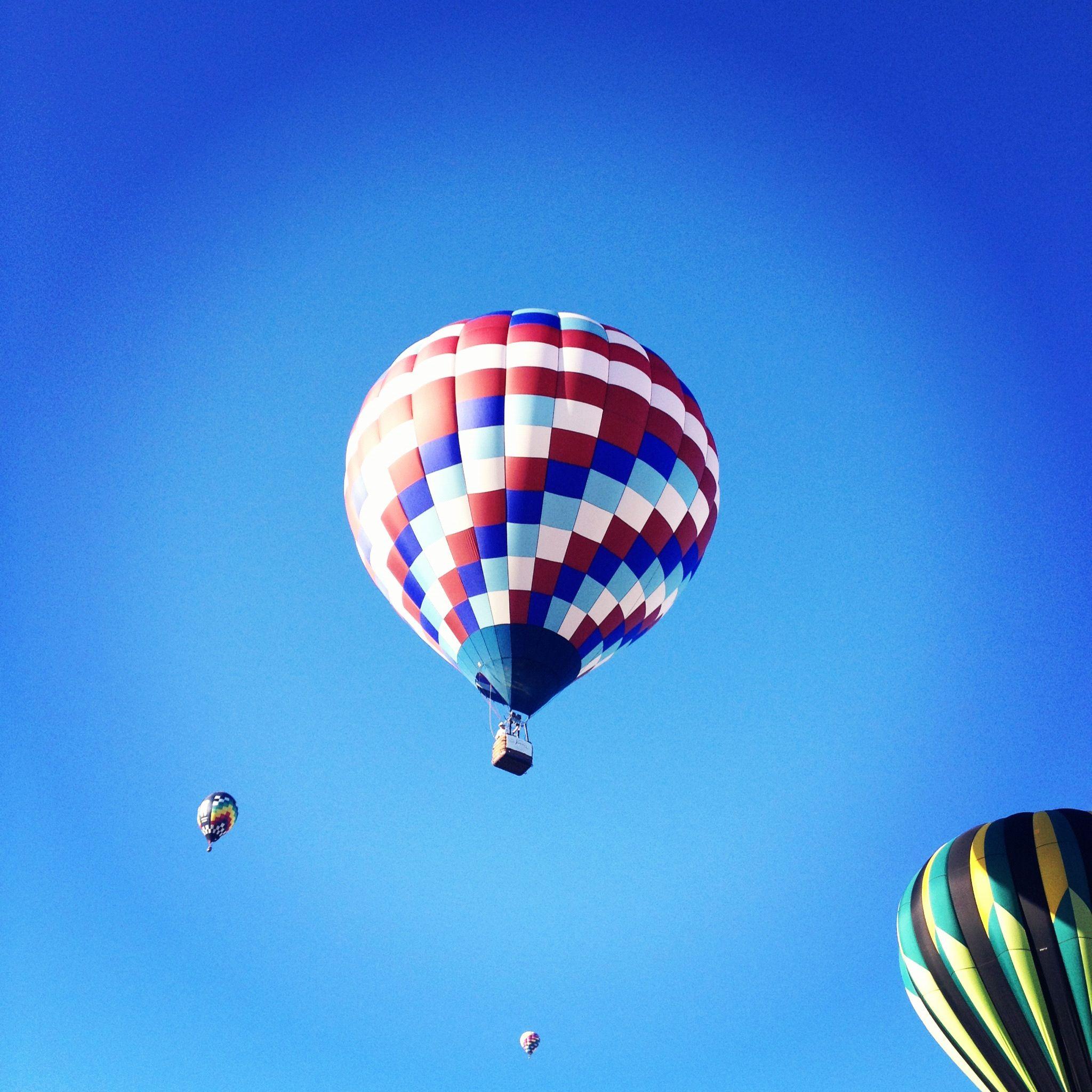 Beautiful balloons. GMRBR natchez balloonrace Balloon