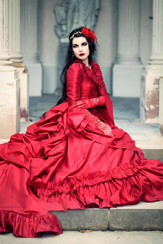 Model: Mademoiselle Karma /  Photographer: Underworld Photographics