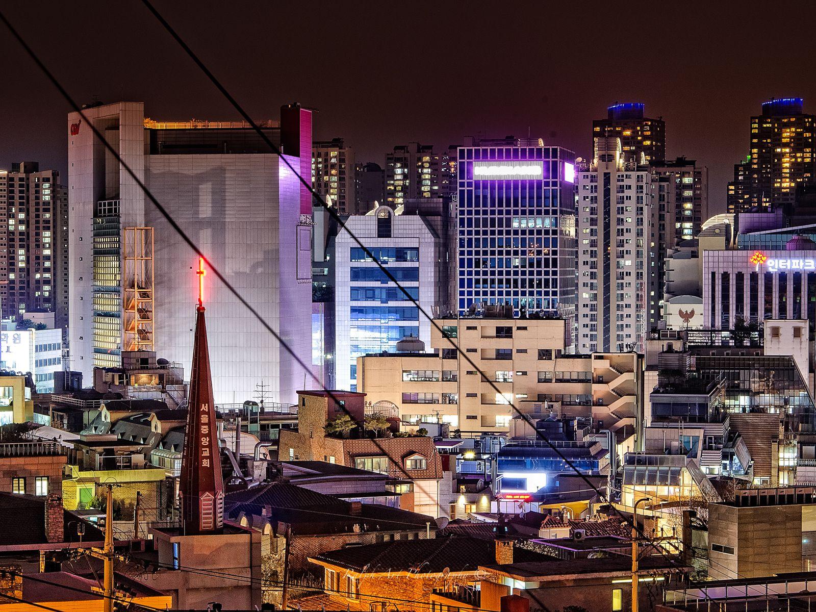 Urban Gangnam  #urbanisation #gangnam #seoul #korea