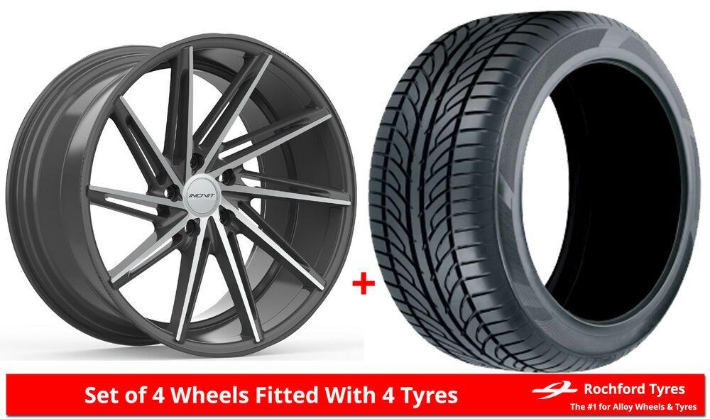 Ebay Sponsored Alloy Wheels Tyres 20 Inovit Turbine For Range Rover Sport Lw 13 19 Felgen Autoreifen Alufelgen