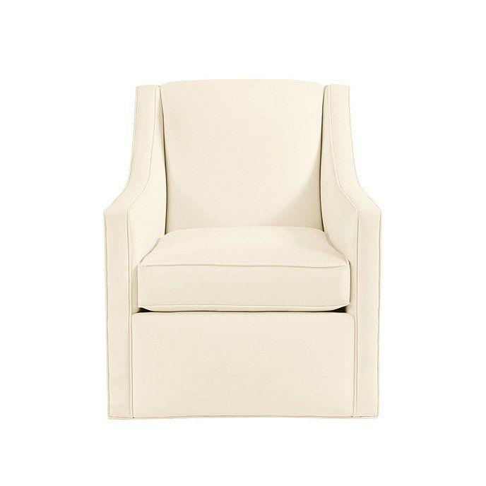 Carlyle Swivel Chair Swivel Chair Ballard Designs Chair