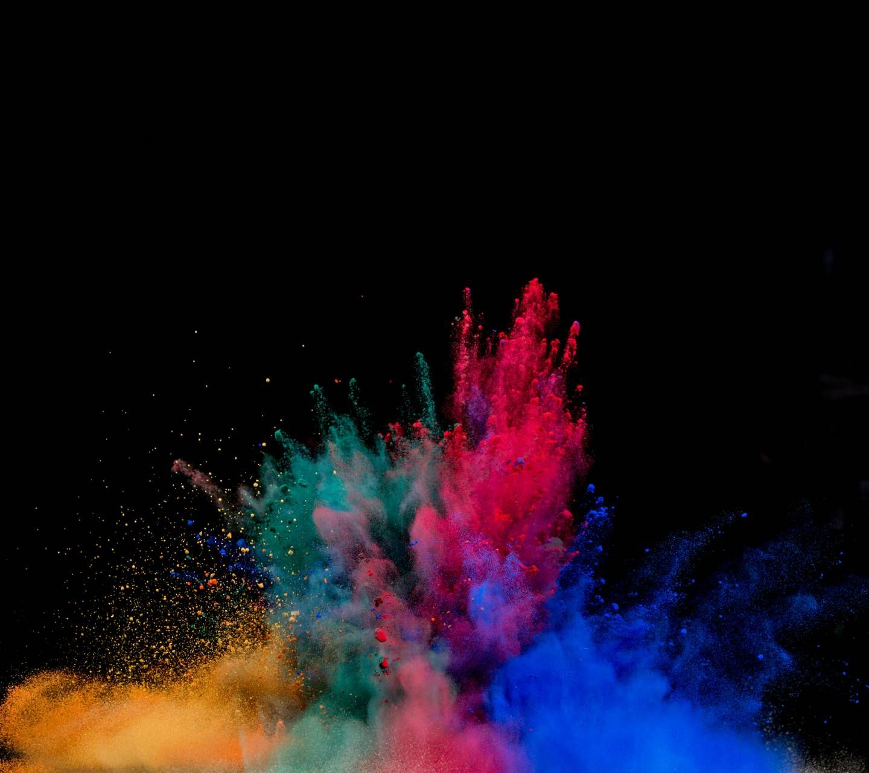 Color Bomb Motion Wallpapers Art Wallpaper Colorful Wallpaper