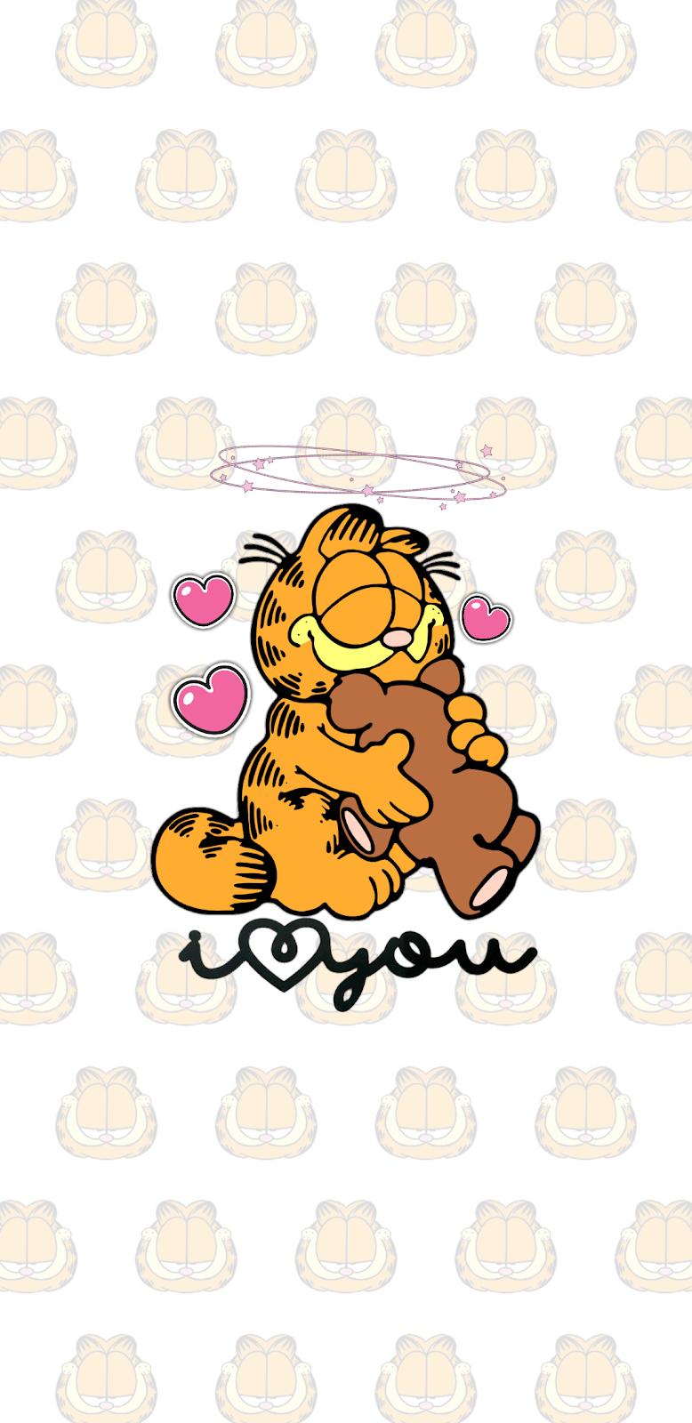 Garfield Wallpapers In 2020 Garfield Wallpaper Cartoon Wallpaper Iphone Phone Wallpaper