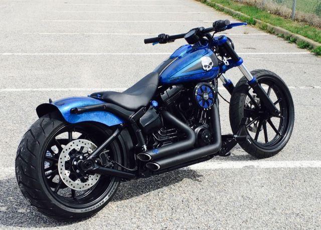 2016 Custom Harley Davidson Breakout