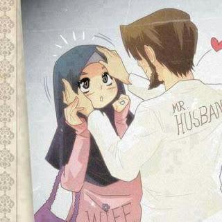 kumpulan anime kartun romantis anyar Anime muslim