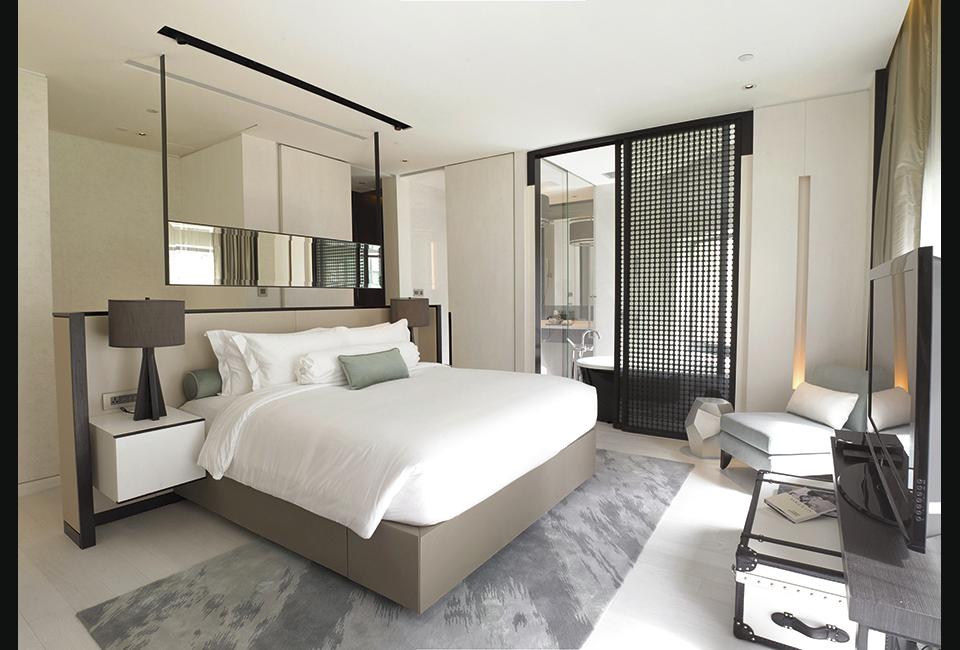 Singapore Hotel Staycation Ideas Hotel bedroom decor