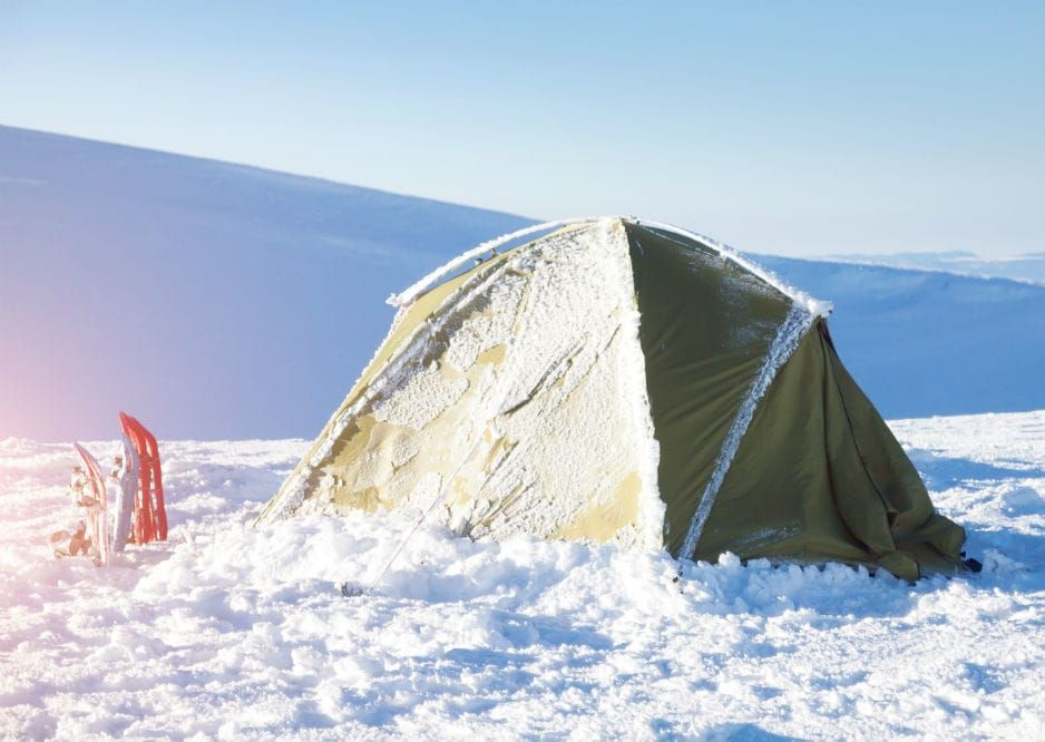 Photo of How to Insulate a Tent for Winter Camping