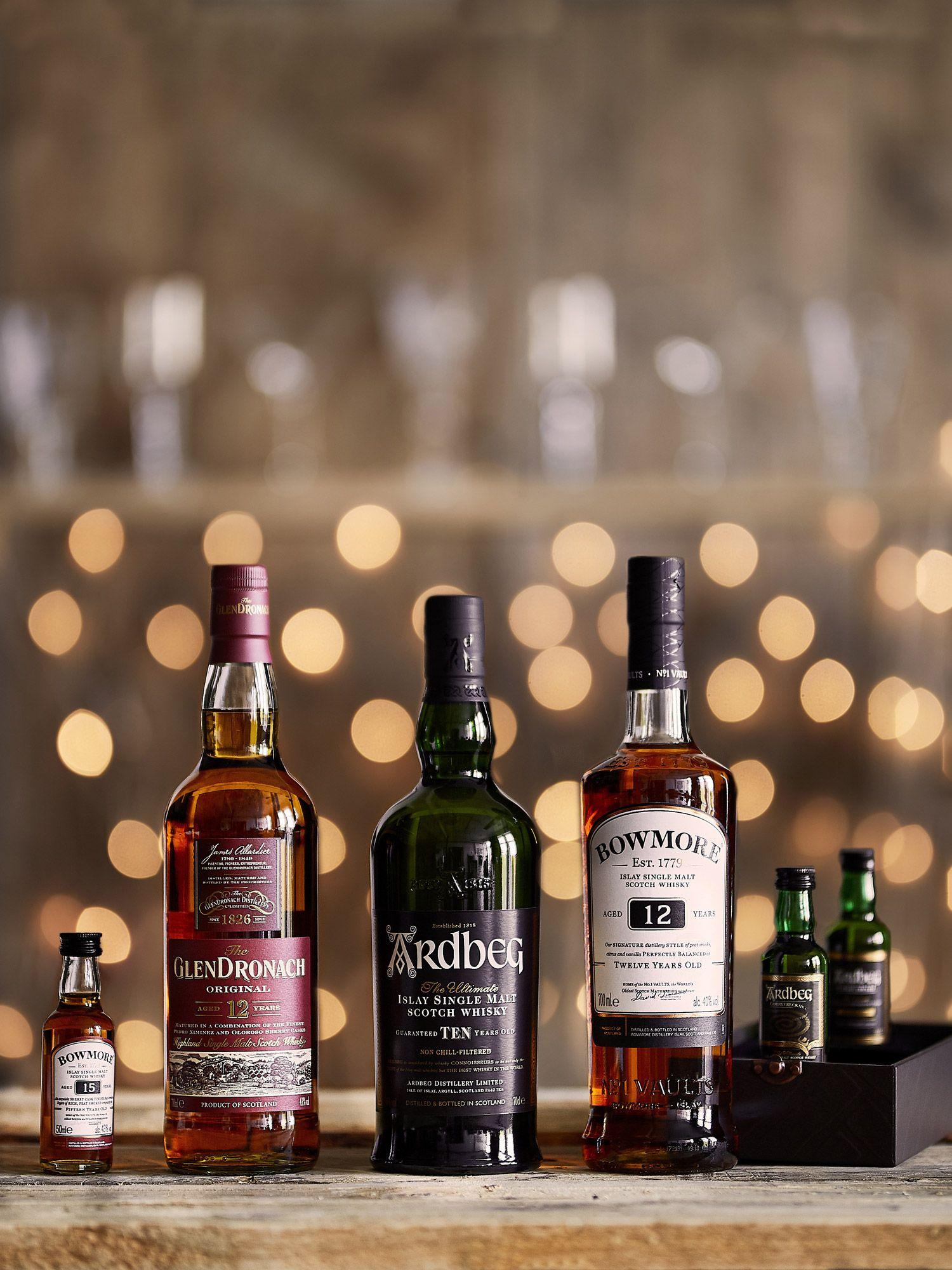 Zeit deine Hausbar aufzufüllen, mit zahlreichen neuen Whisky Sorten ...