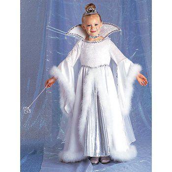 Snow princess costume | Winter Princess Inspiration | Pinterest | Princess costumes Snow and ...