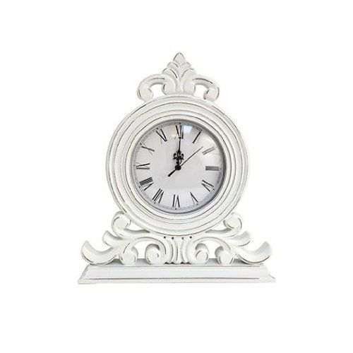 404 Not Found 1 Shabby Chic Mantel Shabby Chic Clock Mantel Clock