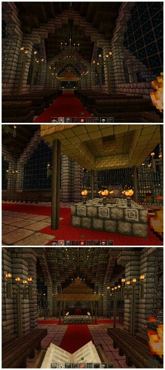 Minecraft house designs interior of medieval chapel in my city project epic builds also rh ar pinterest