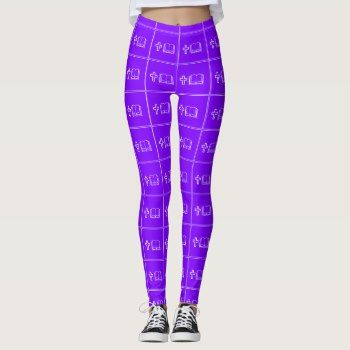 Faith In God's Word Leggings