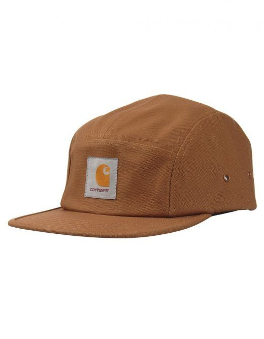536698b7a43 Carhartt Backley 5 Panel Cap - Hamilton Brown