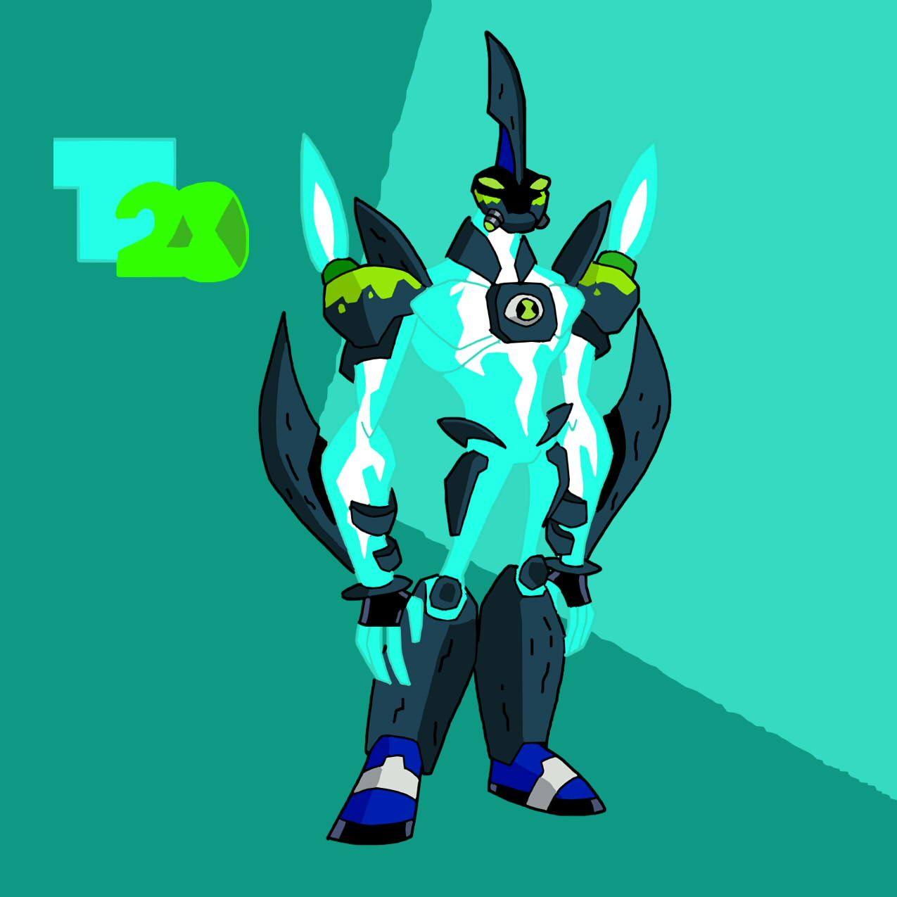 Way Shock Rock By Teo20120 On Deviantart Robot Concept Art Artist Ben 10 Ultimate Alien