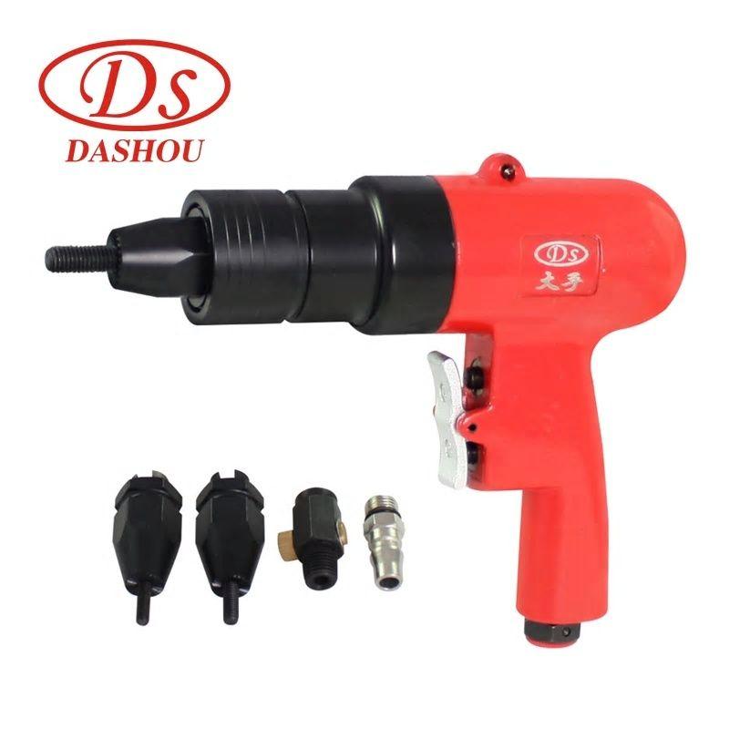 Ds Pneumatic Tools 1 4 Riveter Guns Ds804 Hand Air Rivet Nut Guns Riveting Tool M4 M10 Pneumatic Rivet Guns 1pc Riveting Tools Tools Rivet Guns