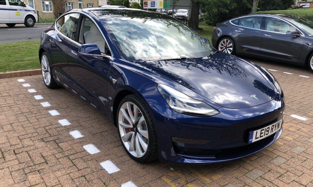 UK diesel sales see drastic decline amid Tesla and