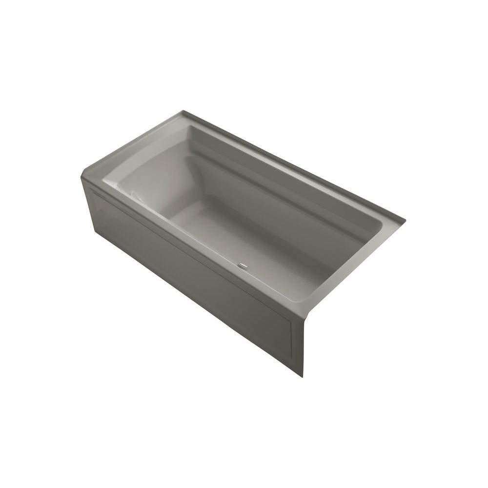 KOHLER Archer 6 ft. Whirlpool Tub in | Products | Pinterest | Products