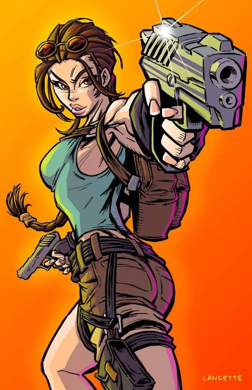 Pin on Tomb Raider
