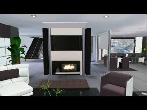 Pin By Melani Wright On Sims 3 Sims House Plans Sims House House Design