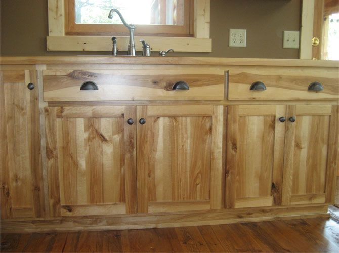 Images Of Kitchen Cabinets In Natural Rustic Birch Google Search