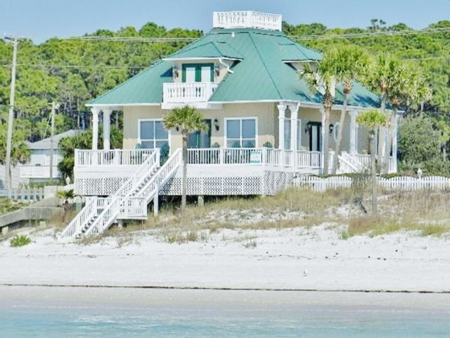 Always Summer Beachfront Mexico Beach Florida Vacation Rental