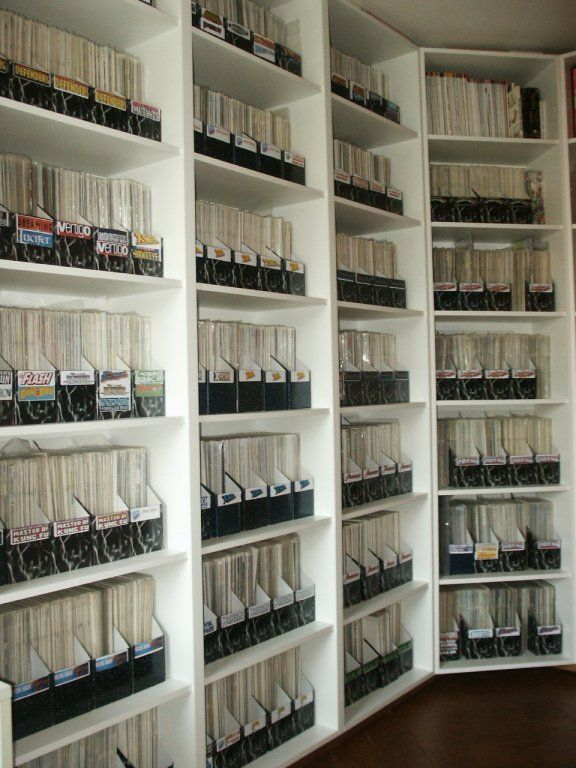 Beau Comic Book Storage! #comics #ComicCon More