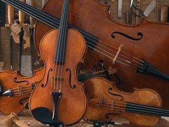 Friedrich Alber creates beautiful #violin #cello #viola