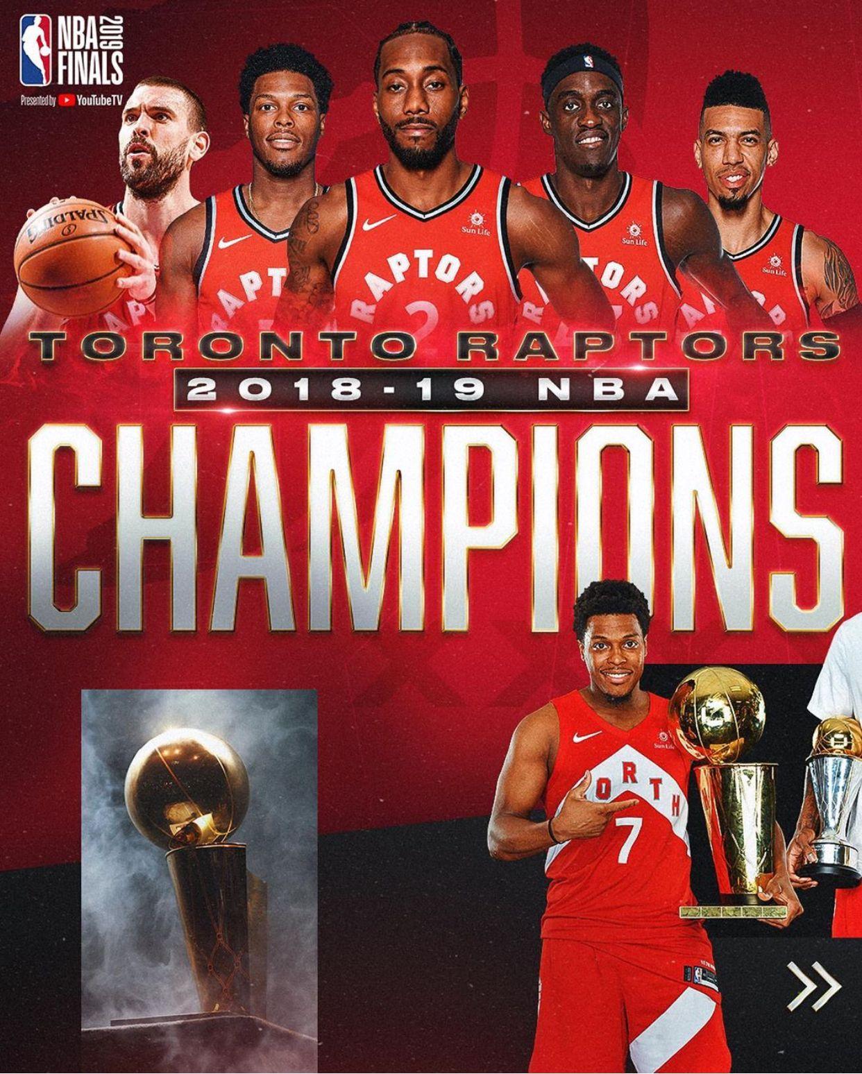 Pin By Www Peter Hooper Com On 6 Nba The Finals Nba Champions Toronto Raptors Basketball Raptors