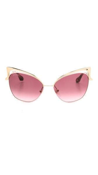 635ed4024a4 Dita Von Teese Eyewear Femme Totale Sunglasses