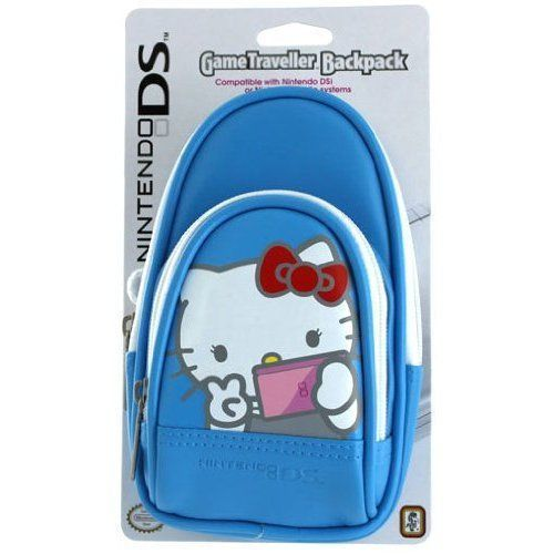 Details about OFFICIAL Nintendo DS-Lite HELLO KITTY Game Traveler