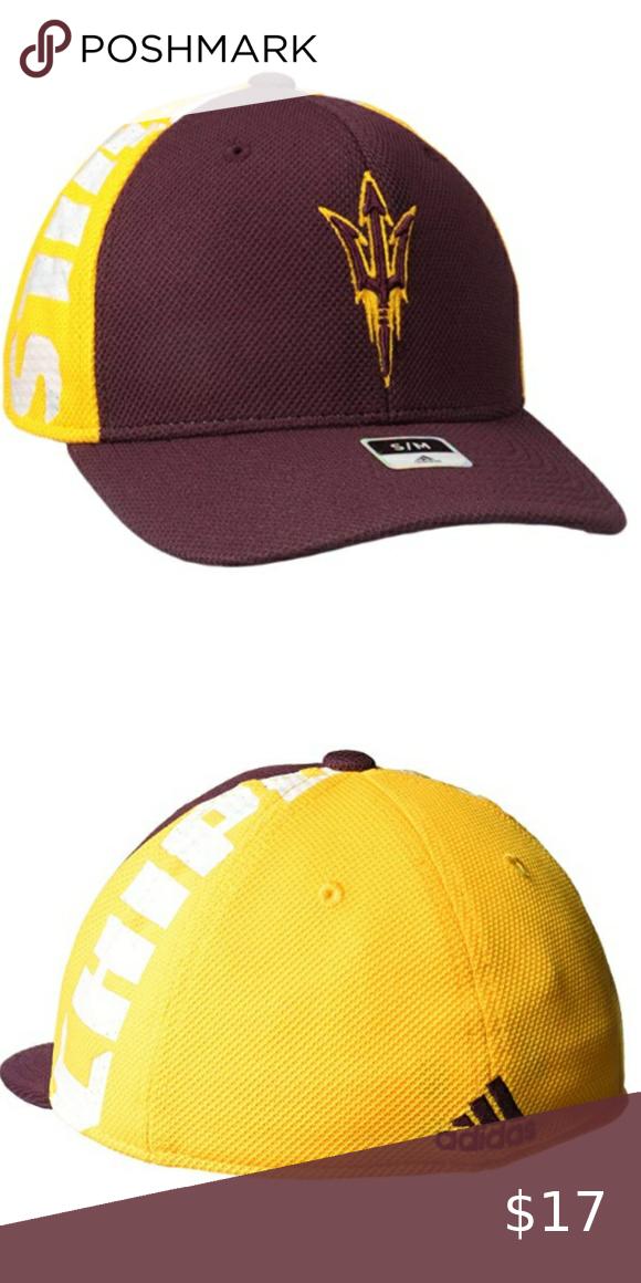 Adidas NCAA Arizona State Sun Devils S/M Cap