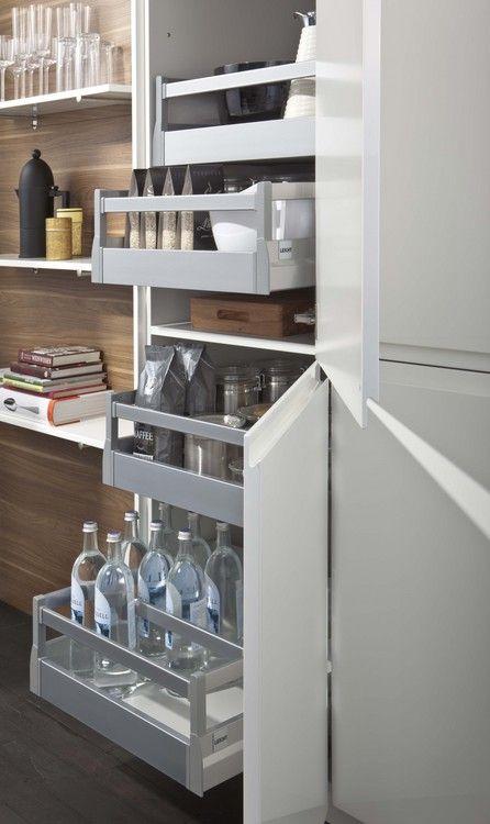 leicht k chen ag modern home organization pinterest k che organisation k che und neue k che. Black Bedroom Furniture Sets. Home Design Ideas