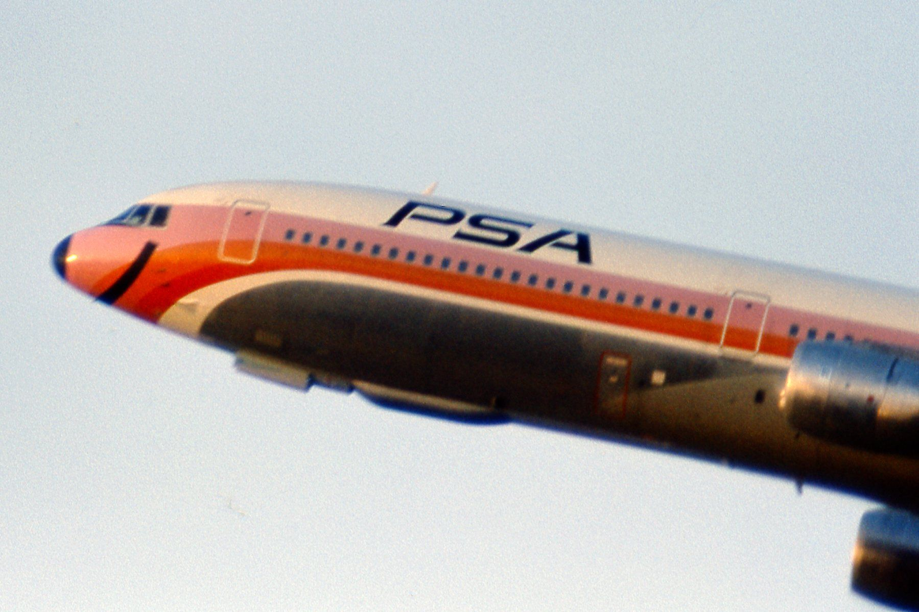 PSA (Pacific Southwest Airlines) L1011 TriStar (Mother