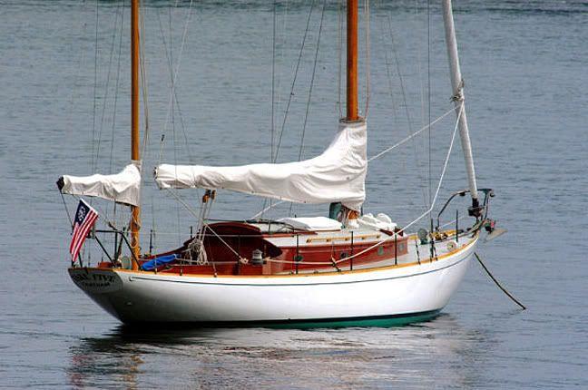 concordia 39 ft yawl boats boating pinterest segeln segelboot und maritim. Black Bedroom Furniture Sets. Home Design Ideas
