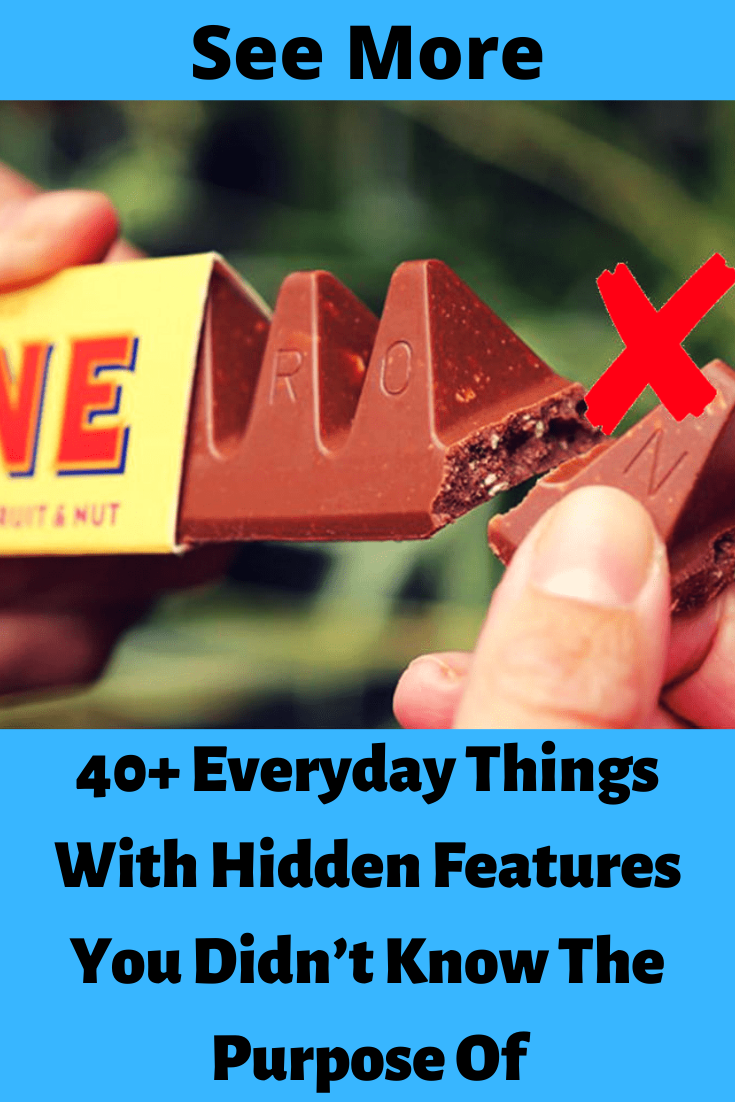 40+ Everyday Things With Hidden Features You Didn't Know